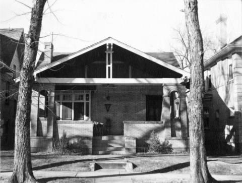 1311 Steele St. 1940-1960