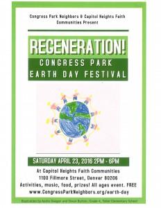 Earth Day Flyer 2016-EarthKids