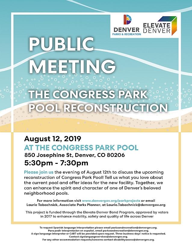 Green Team - Congress Park Neighbors, Inc